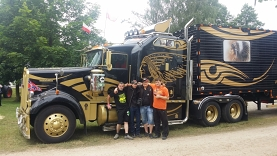 truck show lužnice 2016
